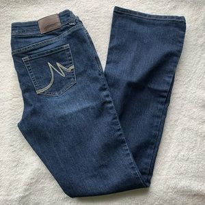Maurices Straight Legged Jeans (size 9/10 Long)